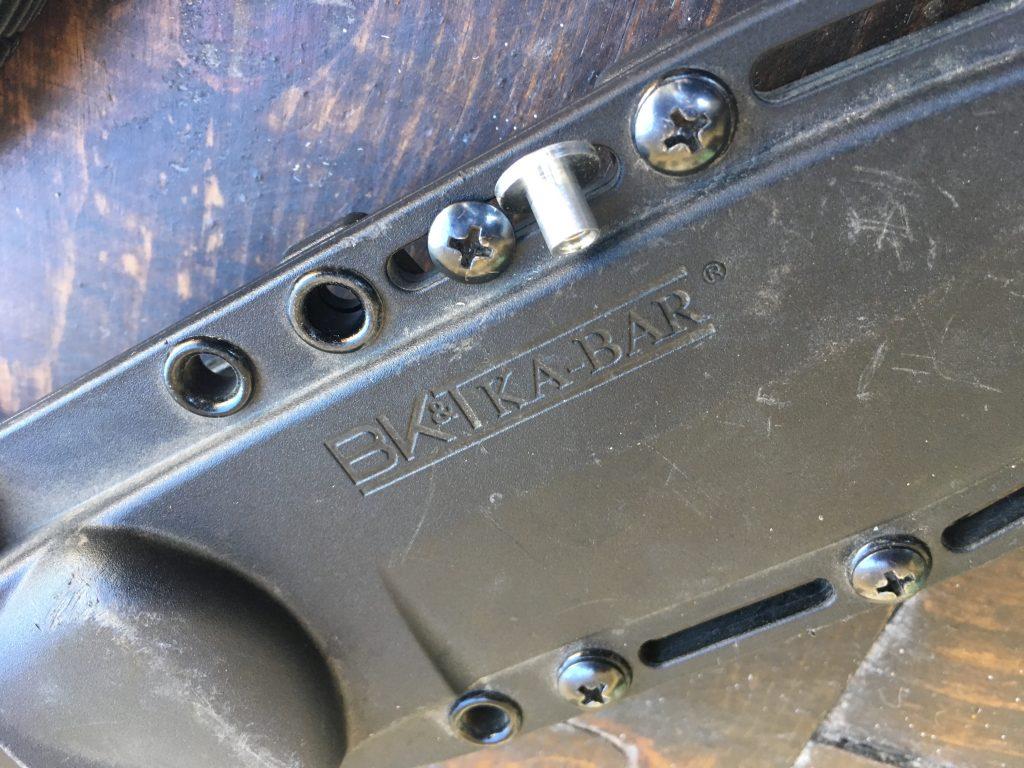 bk2 sheath screws