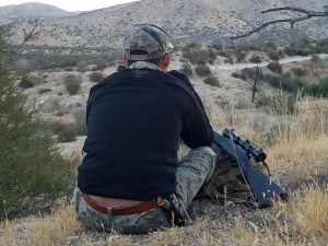 glassing high desert of california with bushnell legacy 8x42
