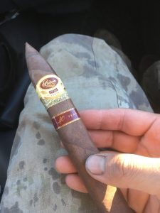 "Padron 1926 40th Anniversary ""Deer Killer"" cigar"