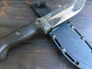 becker bk2 review knife