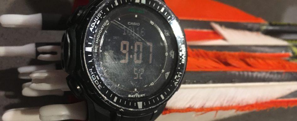 Casio Pro Trek PRW3000 ABC Watches