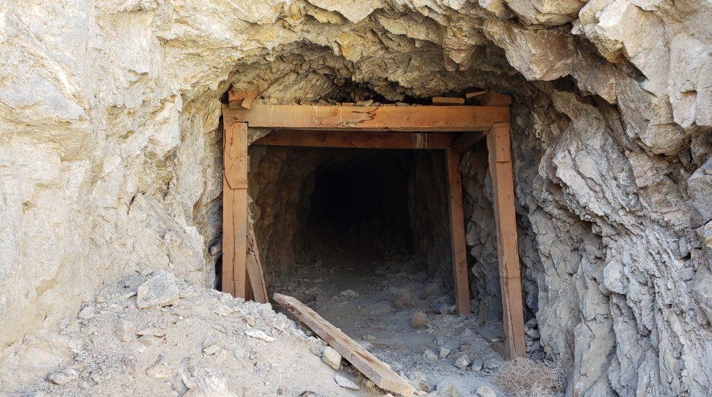jack black mine entrance
