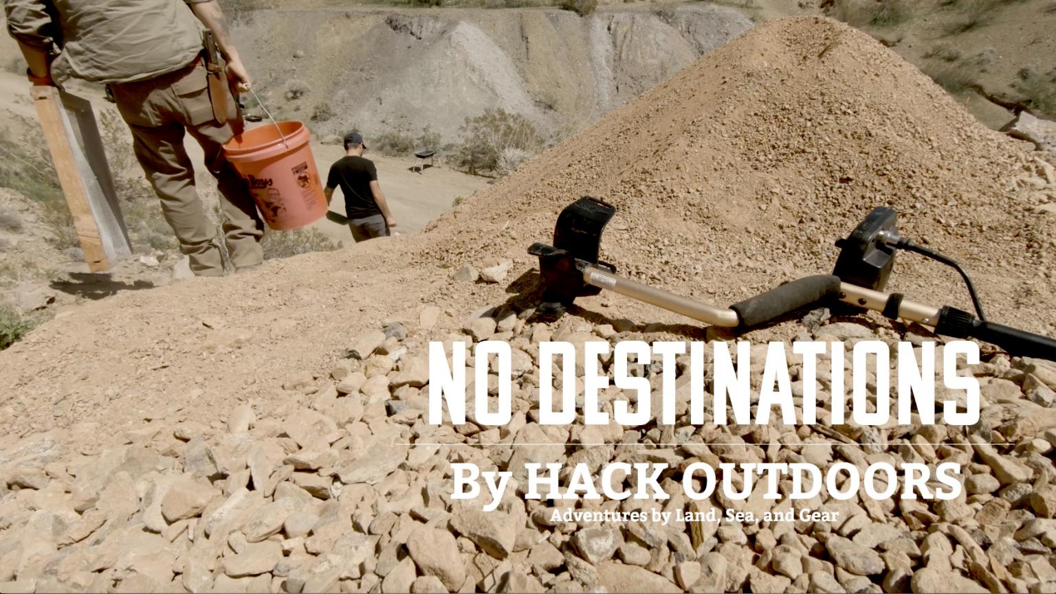 randsburg california prospecting no destinations hack outdoors