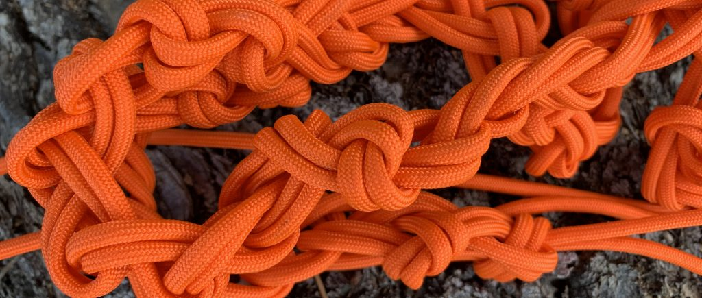 paracord uses in bushcraft and survival